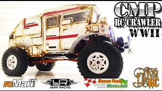 RC CRAWLER - POST APOCALYPTIC TRUCK Homemade [PART 2/2]