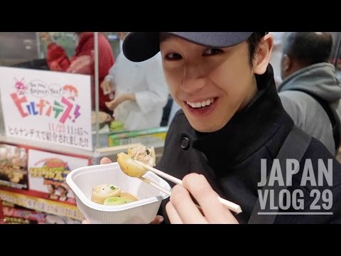 JAPAN VLOG: EATING OUR WAY THROUGH YOKOHAMA!