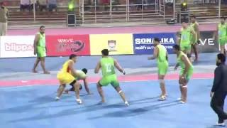 World Kabaddi League, Day 34: Yo Yo Tigers Vs. Lahore Lions