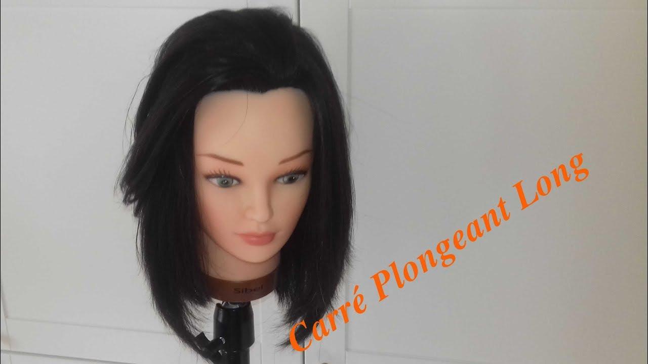 Carré Plongeant Long