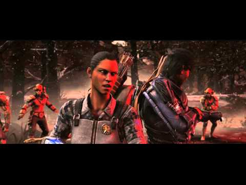 Mortal Kombat X - Tráiler Oficial de la Historia