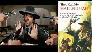 They Call Me Hallelujah | 1971 - FREE MOVIE! Good Quality - Comedy/Western: With Subtitles