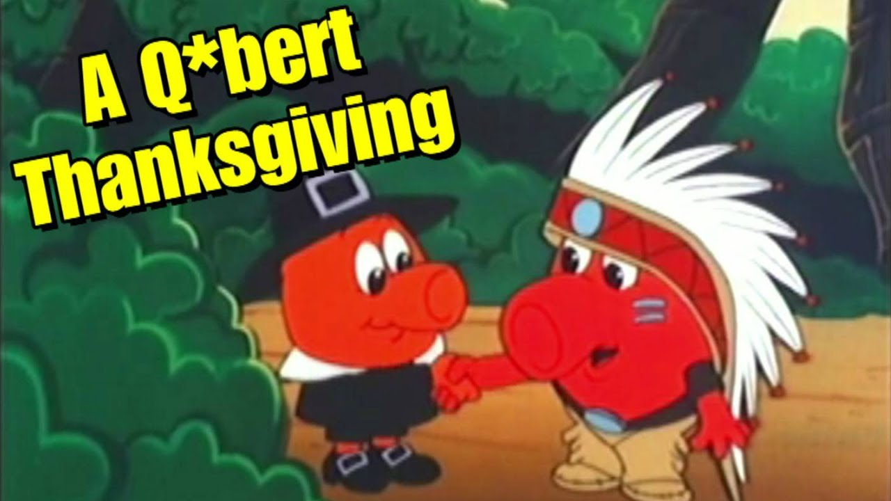 Q*bert: Thanksgiving for the Memories | TV Heaven – Stoned Gremlin Productions
