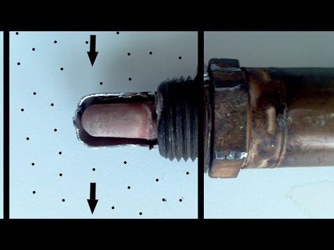 Lambda (Oksijen) Sensörü ve deneyi -  oxygen sensor or lambda sensor