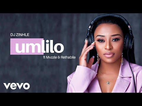DJ Zinhle - Umlilo (Audio) Ft. Mvzzle, Rethabile