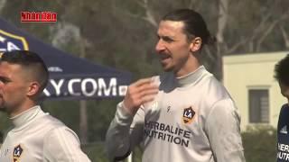 Tin Thể Thao 24h Hôm Nay (21h - 27/4): Gã Quậy Ibrahimovic Tan Mộng Dự World Cup 2018