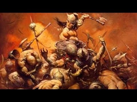 (Conan The Barbarian) Red Nails, Audio Book (Conan The Cimmerian) - 2017