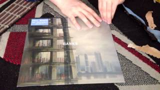 "Nostalgamer Reboxes Paul Banks AKA Julian Plenti Banks Album On 12"" Vinyl And CD Reverse Unboxing"
