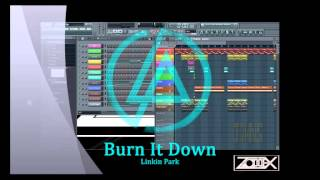Linkin Park - Burn it Down Instrumental / FL Studio 10