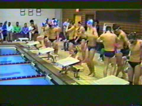 Detroit Catholic Central vs Brother Rice - Swimming - 2-11-92