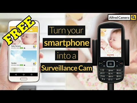Best Free Home Security App Alfred Review & Tutorial