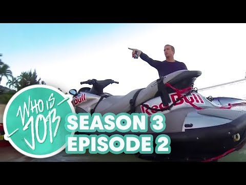 Tubing & Shorebreak Madness | Who is JOB 4.0: S3E2