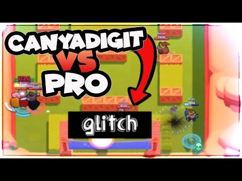HE BROKE THE GAME? | CanYaDigIt vs Patchy Pirate 1v1 | Brawl Stars |
