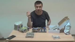 Amiga Jerry Mouse Adapter и пара посылок