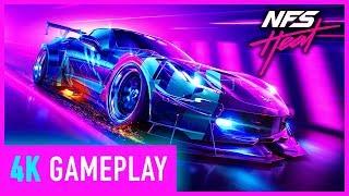Need For Speed Heat 4K Gameplay | Gamescom 2019