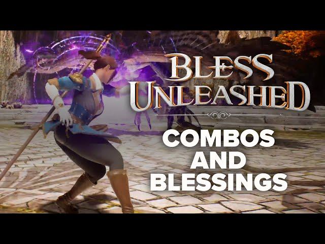 Bless Unleashed (видео)