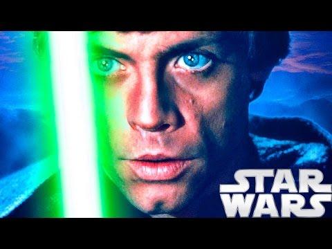 How Luke Skywalker Almost Became Darth Vader in Return of the Jedi - Star Wars Explained