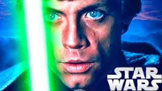 How Luke Skywalker Almost Became Darth Vader in Return of the Jedi - Star Wars Explained