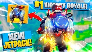 NEW JETPACK IN A FEW HOURS! Fortnite New Update Jetpack! (Fortnite Battle Royale)
