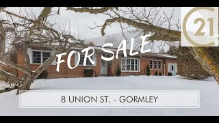 8 Union St. - Gormley - FOR SALE