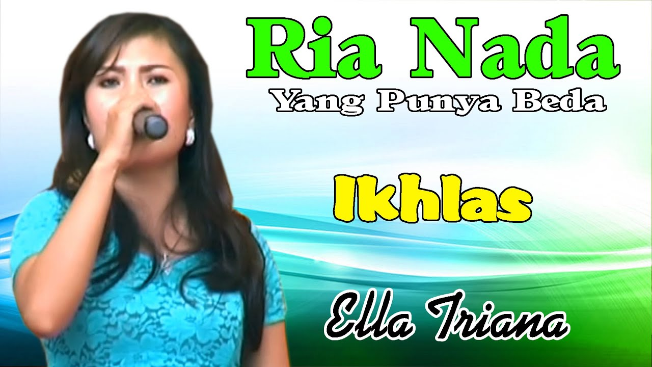 Ikhlas #Cover Video Live Dangdut Ria Nada