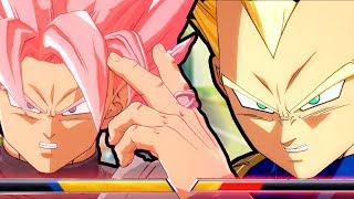 ANOTHER INTENSE SET!! | Dragonball FighterZ Ranked Matches