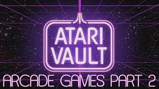 Atari Vault PC - Arcade Games Part 2