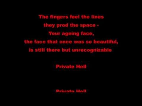 The Jam - Private Hell (Lyrics)