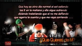 ☆ Que Quieres De Mi @ Ñengo Flow Ft. Gotay , J Alvarez , Farruko , Nova & Jory [ Official Remix ]