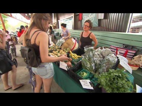 Farmer's Market Safety