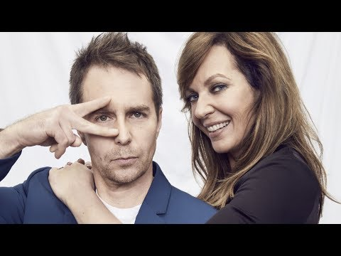 Download Youtube: Actors on Actors: Sam Rockwell and Allison Janney (Full Video)