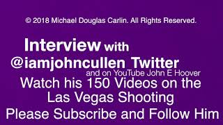 Tupac Researcher Interviews Las Vegas Shooting in 2017 Researcher iamjohncullen