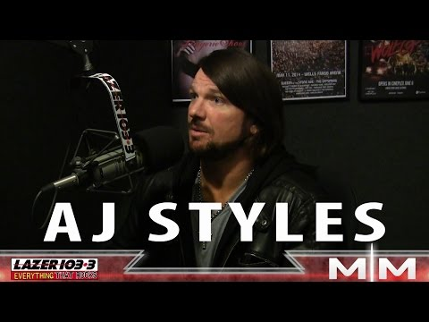 AJ Styles on the Morning Moose