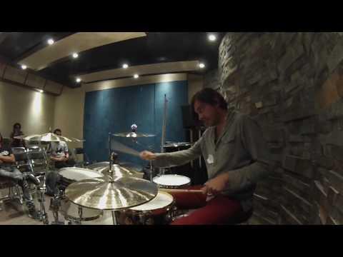 Federico Foglia - Drum Clinic HARAM - Mexico CIty