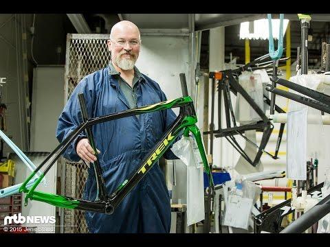 Behind the Scenes: Trek Bikes