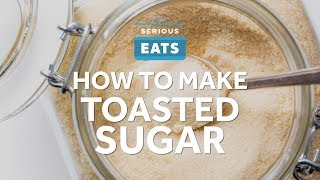 How to Make Toasted Sugar