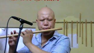 Đập Vỡ Cây Đàn - Cover sáo trúc Vạn Phong