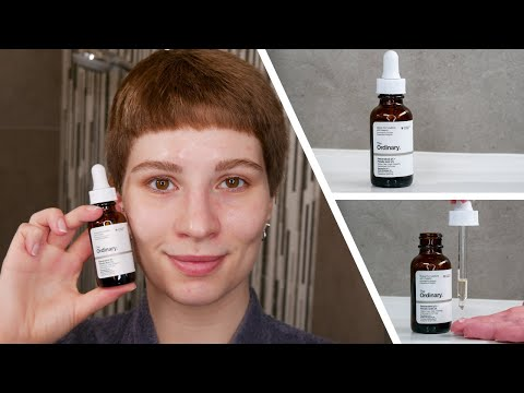 How to Use The Ordinary Resveratrol 3% + Ferulic Acid 3% | Full In-Depth Application on Face