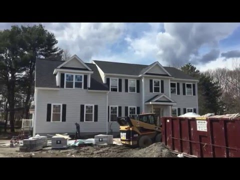 SOLD: 30 Willow Road, Wellesley Ma 02482 Construction Update 3-18-2016
