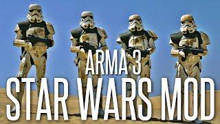Rebel Assault on Tatooine SandTroopers - ArmA 3 Star Wars Mod