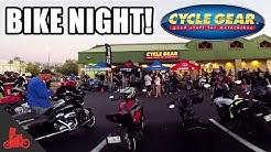 Cycle Gear Bike Night - Harley Iron 883