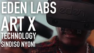Friday Sessions - Art X Technology with Sindiso Nyoni