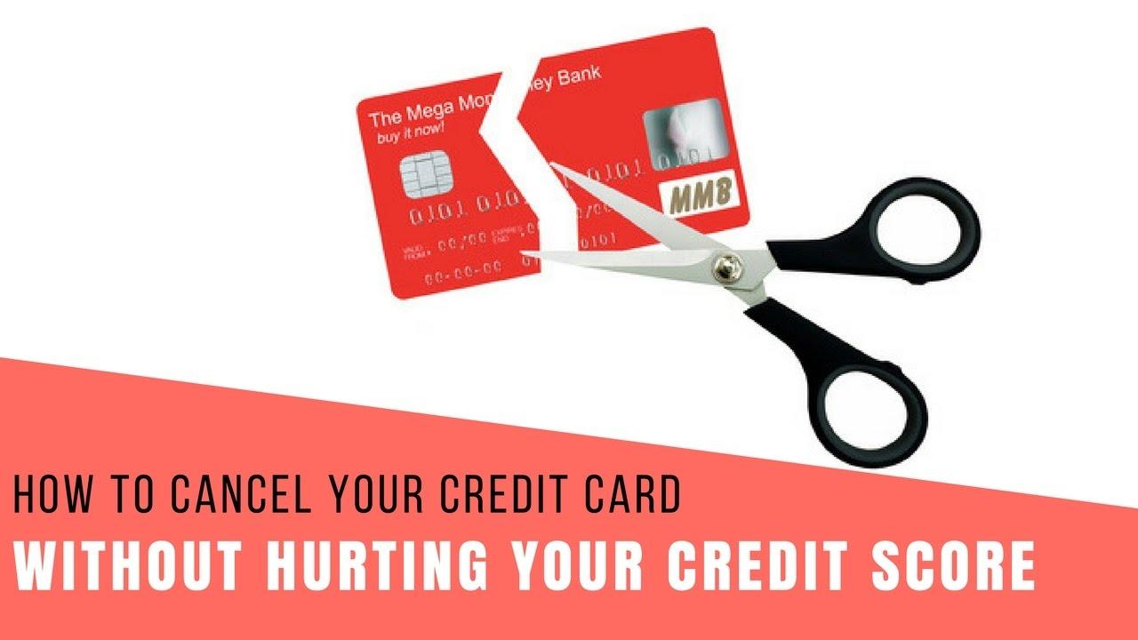 cancel credit card