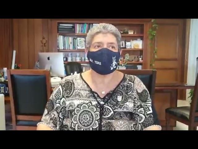 La Rectora de la UAQ nos da avances de la vacuna Quivax