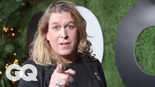 How to Win in a Bar Fight, According to Retired Navy SEAL Kristin Beck | GQ