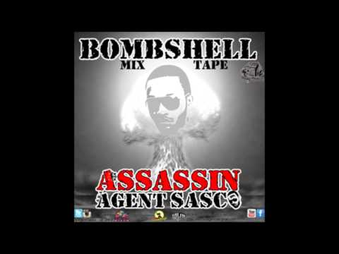 ASSASSIN AKA AGENT SASCO BOMBSHELL MIXTAPE