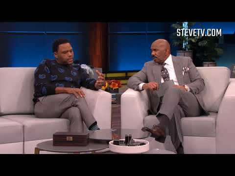Anthony Anderson Brings Awareness to Diabetes