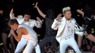 Video BIGBANG - Fantastic Baby pt. 2 (Alive Galaxy Tour, NJ 121109) HD download MP3, 3GP, MP4, WEBM, AVI, FLV Juli 2018