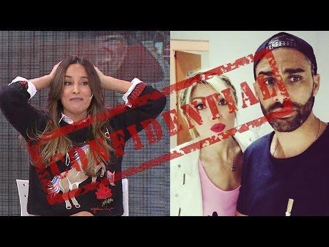 A Lourdes Sánchez se le escapó información bomba acerca de Pollo Álvarez