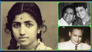 LATA JI-Film-BADSHAH-1954-Ji Ghabraye,Dil Jala Jaye,Bedardi Ab Aaja-[ Great Melody ]